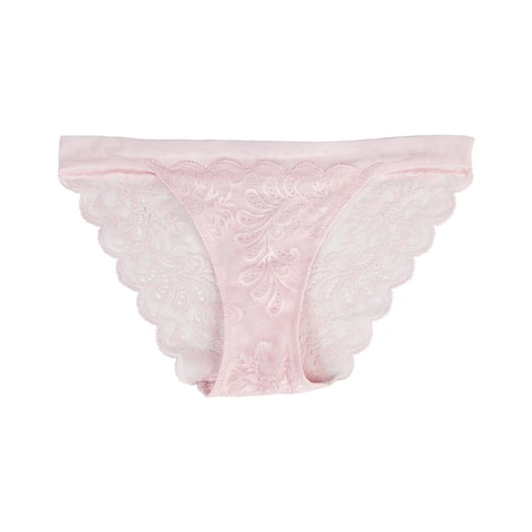 Le Mystere Whisper Pink Sophia Lace Bikini