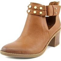Bar III Womens Wiley Closed Toe Ankle Fashion Boots