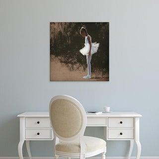 Easy Art Prints Richard Wilson's 'Anticipation' Premium Canvas Art