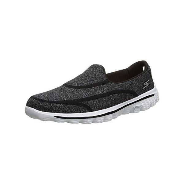 Skechers Womens Go Walk 2 Super Sock 2 Walking Shoes - 6 medium (b,