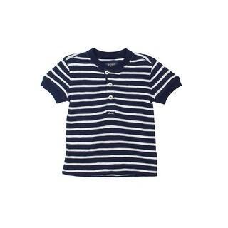 Polo Ralph Lauren Henley Shirt Toddler Boy Striped
