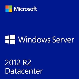 Microsoft Windows Server 2012 R2 Data Center Oem (2 Cpu)