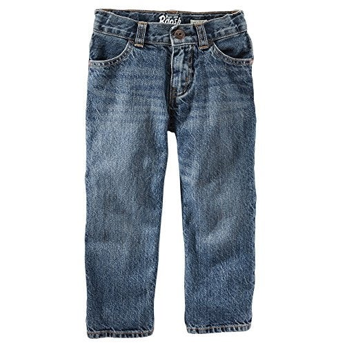 19f4efd5f Shop Oshkosh B'gosh Boys' Classic Jeans Medium Tumbleweed Faded Wash (12H)  - Free Shipping On Orders Over $45 - Overstock - 17869236