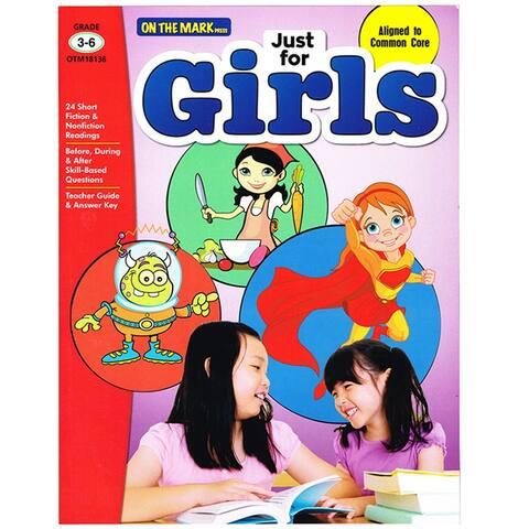 Just For Girls Gr 3-6 Reading Comprehension
