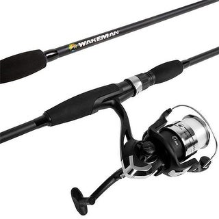 Strike Series Spinning Pole, Gear for Bass & Trout Fishing Rod