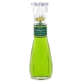 Cologne Spray (unboxed) 1.8 oz EMERAUDE by Coty - Women