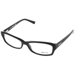 Just Cavalli JC0520/V 002 Black Rectangle Optical Frames - 56-16-140