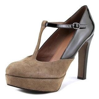 Bruno Premi I6105   Open Toe Suede  Platform Heel