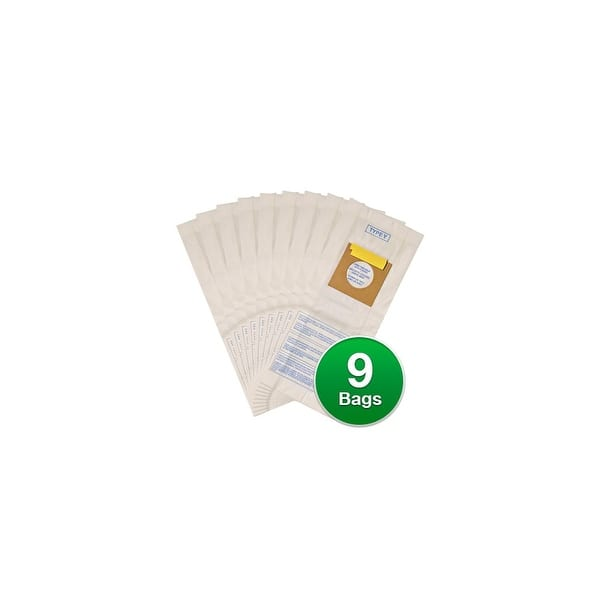 Envirocare Replacement Vacuum Bags For Hoover Windtunnel Upright Type Y 3 Pack