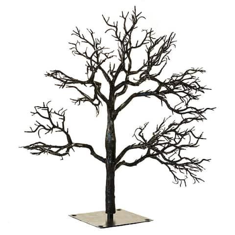 Kurt Adler 32-Inch Black Twig Tree