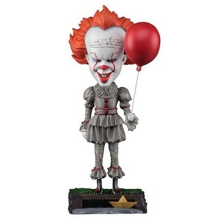 IT 2017 Pennywise Head Knocker, Horror Movies by NECA