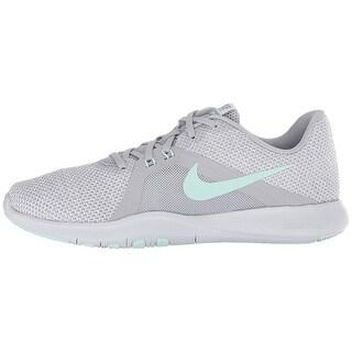 Nike W Flex Trainer 8 Wide Womens Aj8168-003 Size 10