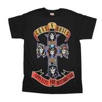 Guns n Roses Appetite For Destruction Jumbo Print T-Shirt