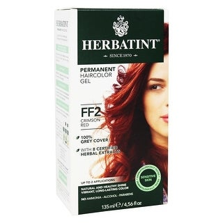 Herbatint Hair Color Crimson Red 4-ounce