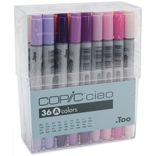 Copic Ciao Markers 36Pc Set