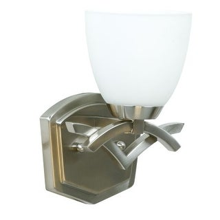 Craftmade 14008 Viewpoint 1 Light Bathroom Sconce - 8 Inches Wide