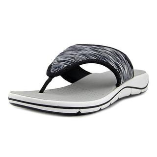 Aerosoles Performance   Open Toe Canvas  Flip Flop Sandal