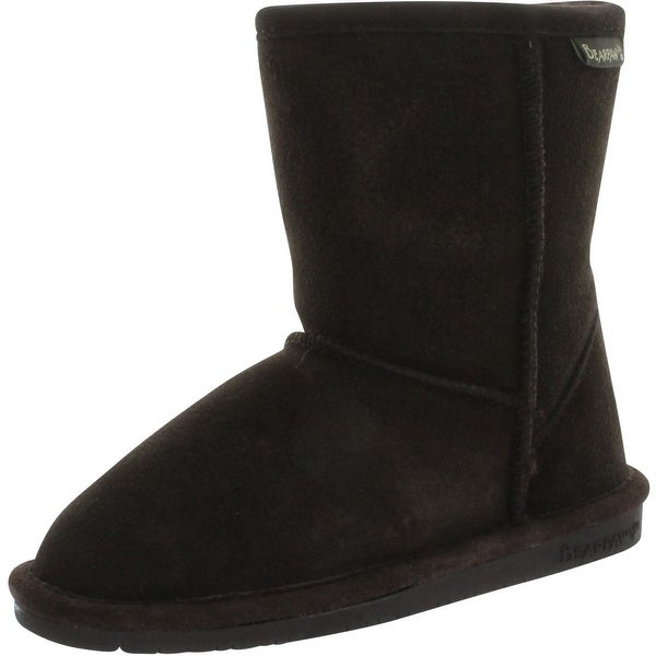 Bearpaw Emma Short 608T Suede Boot