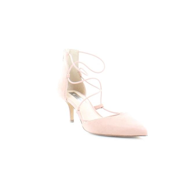 INC Daree Women's Heels Lychee