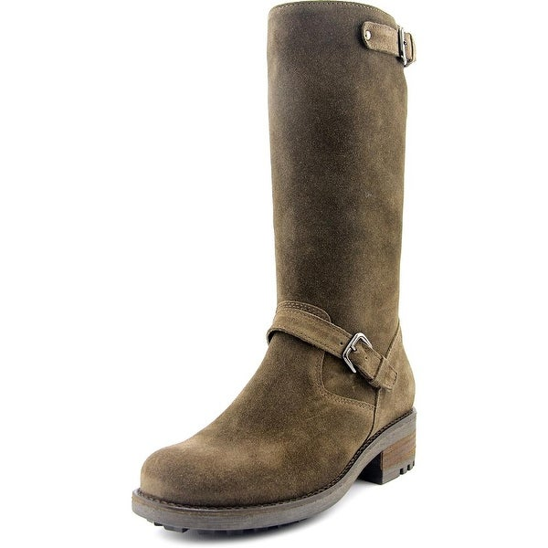 La Canadienne Suede Round-Toe Boots discount outlet dXd7x0G