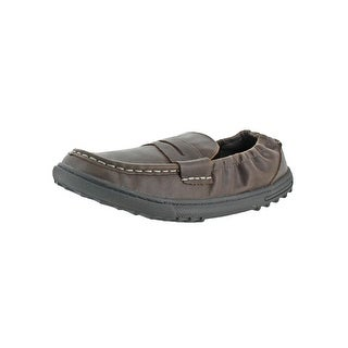Cole Haan Boys Penny Loafers Nike Air Casual - 4 medium (d) big kid