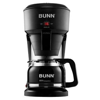 Bunn 45700.0000 SpeedBrew Coffee Maker, 10 Cups, Black
