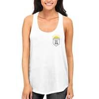 Pocket Full Of Sunshine Women's Tank Top Racerback Sleeveless Top