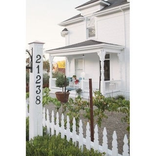 Baldwin 90671 Solid Brass Residential House Number 1