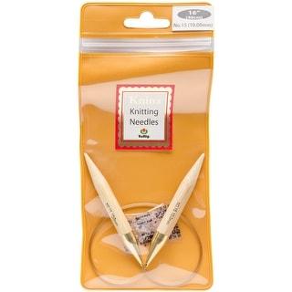 "Tulip Knina Knitting Needles 16""-Size 15/10mm"
