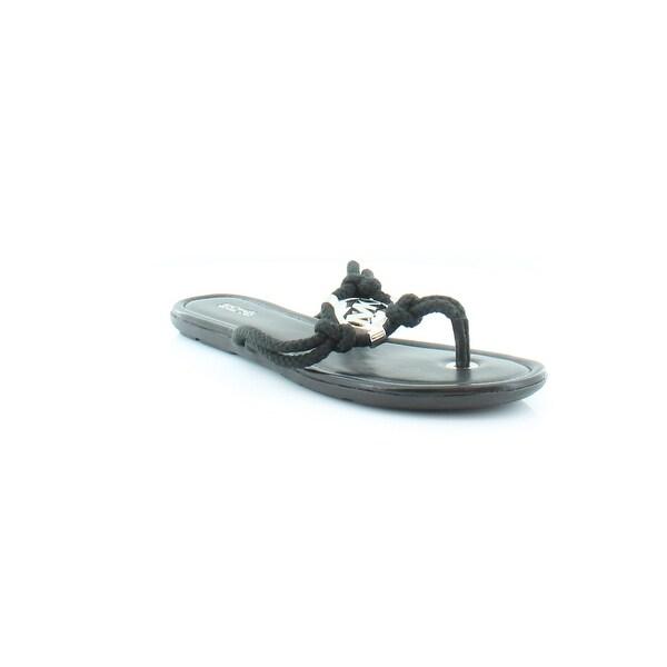Michael Kors Kinley Sandals Women's Sandals & Flip Flops Black - 8.5