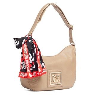 Moschino JC4028 0209 Taupe Hobo Bag