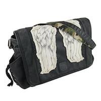 Walking Dead Daryl Dixon Wings Mini Messenger Bag - Multi