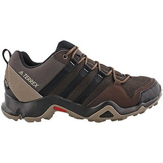 Adidas Men's Terrex AX2R GTX Hiking Shoe - black/black/vista grey