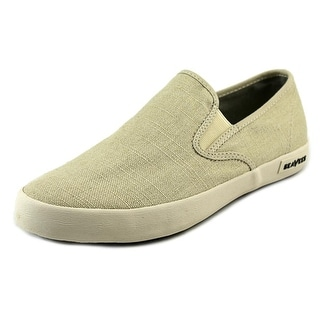 Seavees Baja Slip On Standard Men Round Toe Canvas Loafer