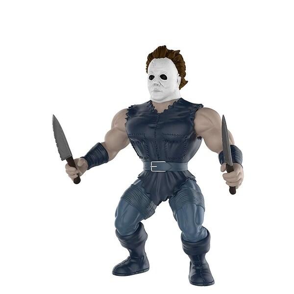 Michael Myers Action Figure Savage World Halloween