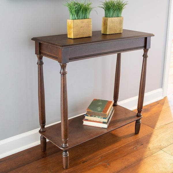 Copper Grove Cortinada Rectangular Console Table. Opens flyout.