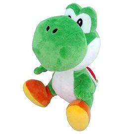 Nintendo 6-inch Super Mario Green Yoshi Plush Toy