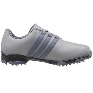 Adidas Men's Pure TRX Light Onix/Onix/Core Black Golf Shoes F33412