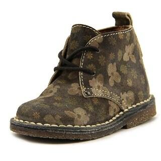 Momino 6160 Square Toe Leather Chukka Boot