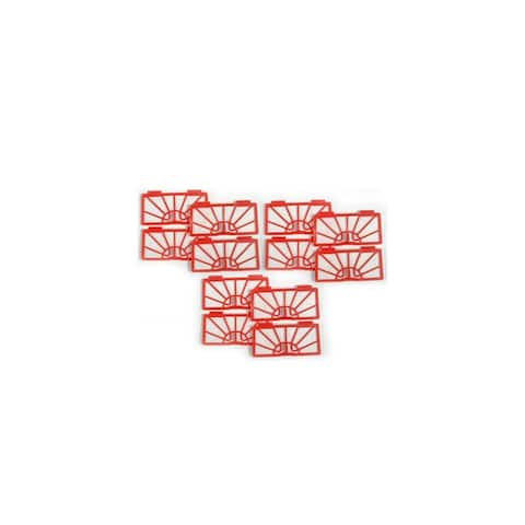 12 Pack Botvac Replacement Filter for Neato Robotics 945-0131