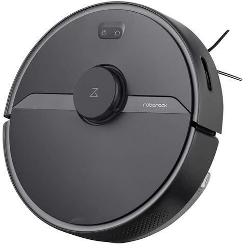 ROBOROCK S6 Pure Robot Vacuum & Mop Cleaner, Black