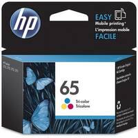 HP 65 Tri-Color Original Ink Cartridge (N9K01AN)(Single Pack)