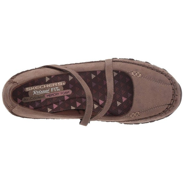 Shop Skechers Women's Bikers Free Thinker Whipstitched Mary