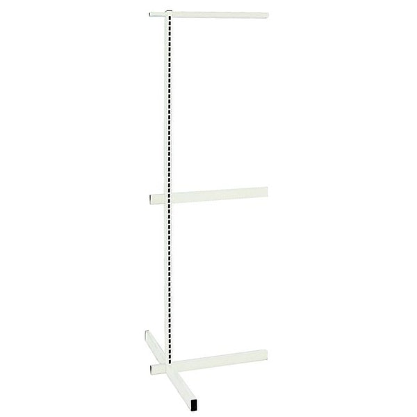 Shop Quantum Storage 18 in. Double Sided Wall Frame Starter Unit ...