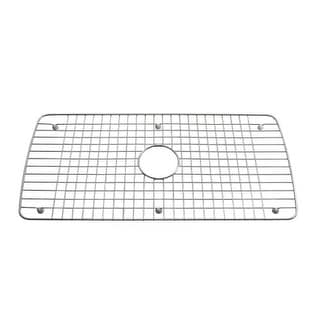 Kohler K-6063 Cape Dory Single Basin Stainless Steel Sink Rack
