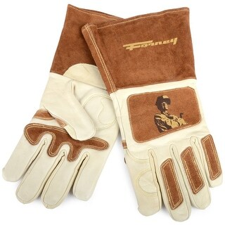 Forney 53411 Signature Men's Welding Gloves, X-Large