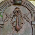 Sunnydaze Florence Outdoor Wall Fountain - Thumbnail 3