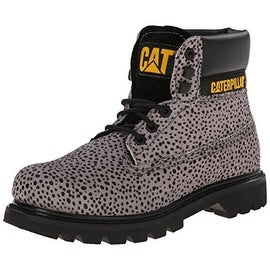 Caterpillar Womens Colorado Leather Ankle Work Boots