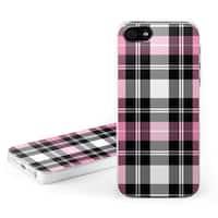DecalGirl  DecalGirl Apple iPhone 5 Hard Case - Pink Plaid