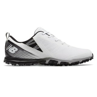 Link to Men's New Balance Minimus SL White/Black Golf Shoes NBG1006WK (MED) Similar Items in Golf Balls